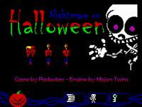 Кошмарные истории в Хэллоуин