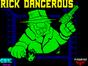 Опасный Рик Rick Dangerous zx spectrum