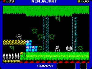 Ninjajar! screenshot