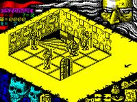 Исследуй подземелье злого колдуна Моркара!