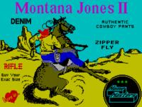 Бравый ковбой Монтана