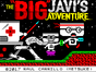 The BIG Javi's Adventure спектрум