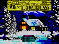 Log Cabin Dizzy