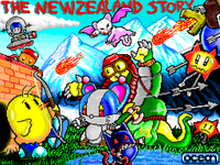 Картинки Andy Green для ZX Next