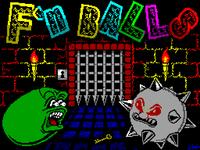 F'n Balls – аркада на новом движке