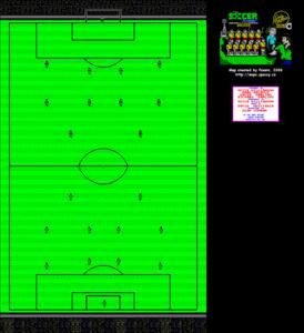 Карта 11-a-Side Soccer