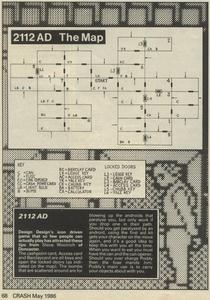 Карта 2112 AD