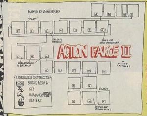 Карта Action Farce II