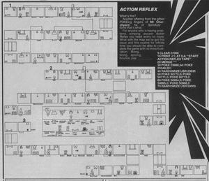 Карта Action Reflex