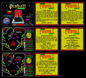 Карта Advanced Pinball Simulator