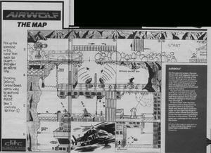 Карта Airwolf