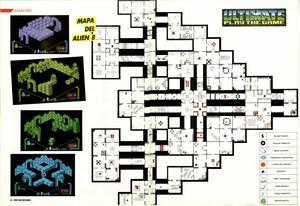 Карта Alien 8