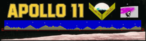 Карта Apollo 11