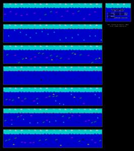 Карта Aquaplane