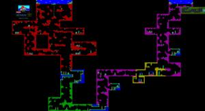 Карта Aquasquad