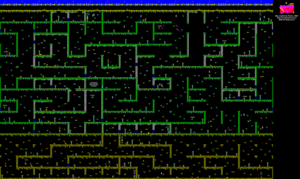 Карта Arc of Yesod, The