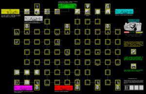 Карта Archeo