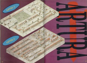 Карта Artura