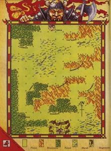 Карта Assault of the Ogroids