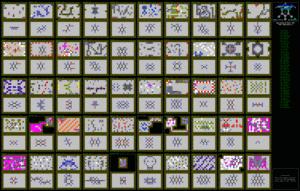 Карта Atomix II: Hexagonia
