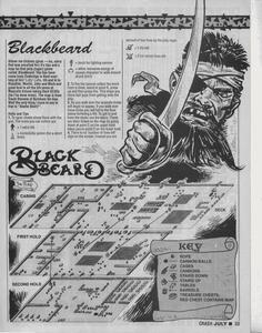 Карта Black Beard