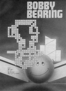 Карта Bobby Bearing