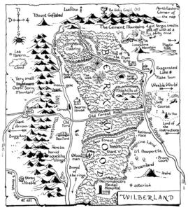 Карта Boggit, The