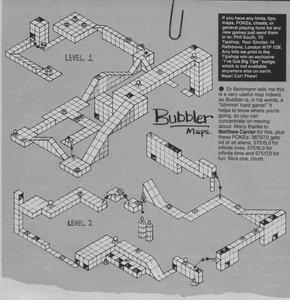 Карта Bubbler