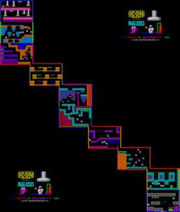 Карта Bug-Eyes