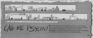 Карта Call Me Psycho