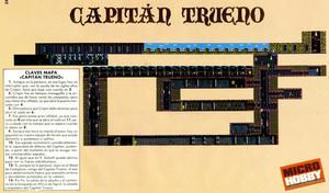 Карта Capitan Trueno