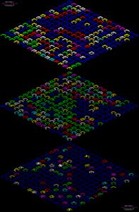 Карта Carlos Michelis 3