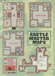 Карта Castle Master