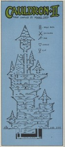 Карта Cauldron II: The Pumpkin Strikes Back