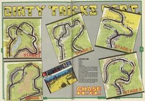 Карта Chase H.Q.