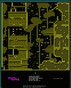 Карта Cheril Perils