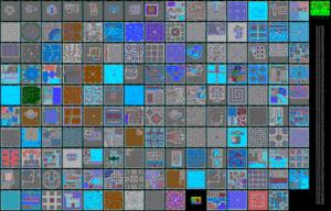 Карта Chip's Challenge