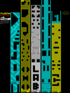 Карта Chiron