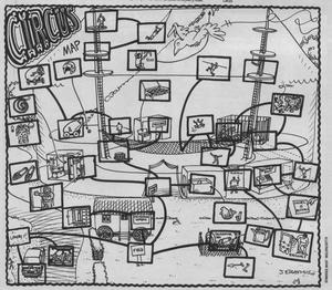 Карта Circus