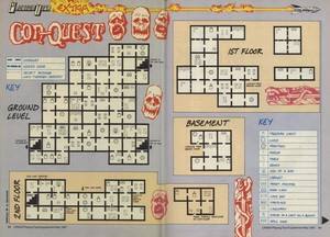 Карта Con-Quest