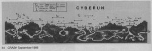 Карта Cyberun