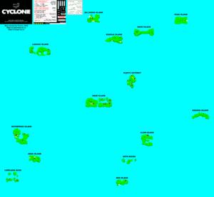 Карта Cyclone