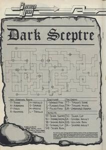 Карта Dark Sceptre