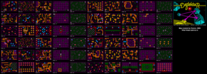 Карта Deflektor