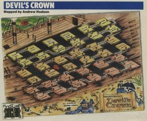 Карта Devil's Crown