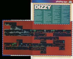 Карта Dizzy