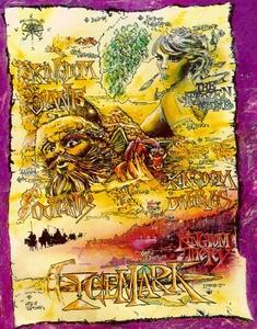 Карта Doomdark's Revenge