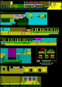 Карта Double Dragon