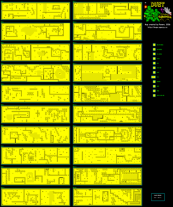 Карта Duet