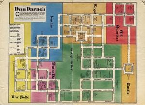 Карта Dun Darach